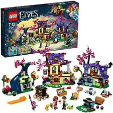 Lego Elves Magic Rescue From The Goblin Village 41185 Released 2017 Nib