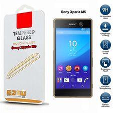 pour Sony Xperia M5 Verre Trempé Téléphone portable Protecteur d'écran