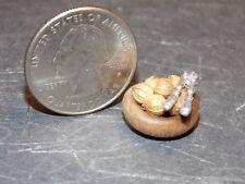 Dollhouse Miniature Food Nut Bowl & Nut Cracker 1:12 scale Z057 Dollys Gallery