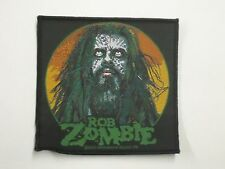 ROB ZOMBIE HELLBILLY DELUXE WOVEN PATCH