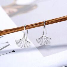 Charm Creative Gift Jewelry Dangle Earring Ginkgo Leaves Earring