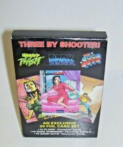 1994 Pack of Horror 30 Foil Trading Cards Set