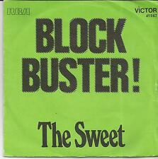SWEET Block buster FRENCH SINGLE RCA 1973