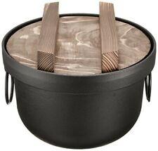 Japanese Rice Cooker Iron Pot TETSUGAMA populer items 490601831