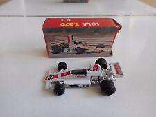 Polistil Rj 9 F1 Formula 1 Lola T.370 in White in Box