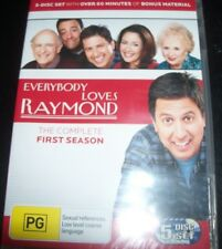 Everybody Loves Raymond The Complete First Season 1 (Australia Region 4) DVD NEW
