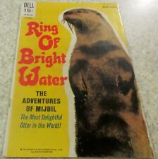 Ring of Bright Water 01-701-910 (VF- 7.5) 1969 Photo cover! 33% off Guide