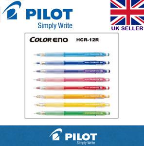 Pilot Color Eno Mechanical Pencil - 0.7 mm 8 colours
