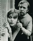 MADELINE SMITH & TIM BROOKE-TAYLOR UNSIGNED PHOTO - 4211 - HIS AND HERS