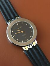 Mens Rado DiaStar 152.0343.3 Black Dial Watch