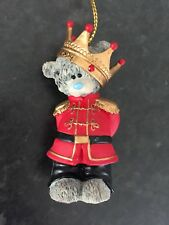 ME TO YOU TATTY TEDDY BEAR XMAS TREE HANGING DECORATION - PRINCE CHARMING