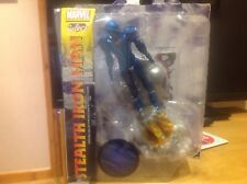 Iron man stealth figure (new and boxed )