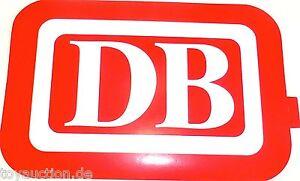 Aufkleber DB Logo Deutsche Bundesbahn ca 18x12 cm   å