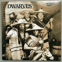 DWARVES	JULIO	7in	RED & WHITE VINYL, SIGNED BY BLAG, LTD 500 COPIES	NM/NM