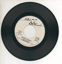 FOOTLOOSE 45 RPM Promo Record LEAVING FOR MAUI Soft Jazz Disco VG 1979 HILLTAK