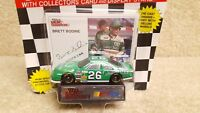 New 1993 Racing Champions 1:64 Diecast NASCAR Brett Bodine Quaker State Ford #26