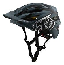 Troy Lee Designs A2 MIPS Camo Mountain Bike Helmet Blue