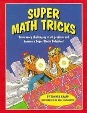Super Math Tricks [May 01, 1995] Knapp, Zondra Lewis and Yamamoto, Neal