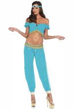 NWT Adult Disney Aladdin Oasis Princess Jasmine Costume SIZE S