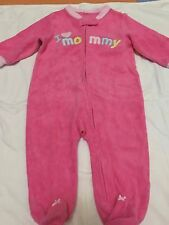 Carter's Frogsuit 6 mos I Love Mommy