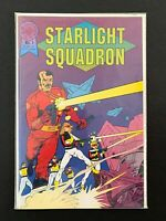 STARLIGHT SQUADRON #1 BLACKTHORNE PUBLISHING (1988) 9.8 NM/MT