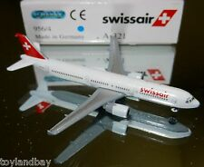 Schabak 1:600 Scale Diecast 956-4 Swissair Airbus A321 New in Box
