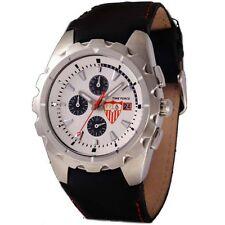 TIME FORCE TF-3016M02 RELOJ CABALLERO SEVILLA C.F. CRONO ACERO 100M