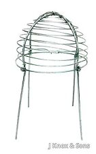 "Chimney Balloon Bird Cage Guard Galvanised 8"" 200mm Crow Nest Cowl Fit All Sizes"