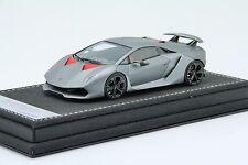 1/43 Looksmart Lamborghini Sesto Elemento Grigio Antares Matt Free Shipping/ MR