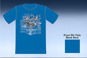 "Ford Mustang 5.0 Car T-shirt Men's Cotton Royal Blue Mustang Shirt   ""BLOWOUT"""