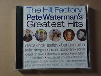 Various Artists - Hit Factory (Pete Waterman's Greatest Hits, 2000) CD