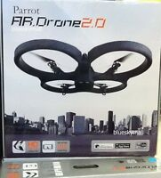 Parrot AR Drone 2.0 Quadricopter Remote Control by iDevice