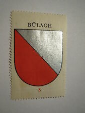Bülach / Reklamemarke Kaffee Hag - Wappen Schweiz