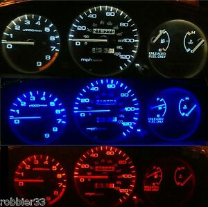 LED KIT for Honda Civic EG 92-95 Gauge Cluster