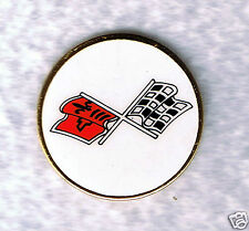 Automotive collectibles Chevrolet Corvette Logo (1967 style) tac-style pin