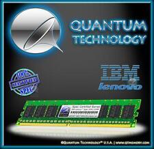 Ibm Lenovo Certified 8Gb Ddr3 Pc3-10600 1333 Mhz Ecc Reg 240 Pin Dimm New!