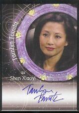 Stargate SG-1 Season 10 Autograph A106 Tamlyn Tomita