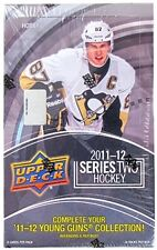 UPPER DECK 2011-12 SERIES 2 SEALED HOCKEY HOBBY BOX