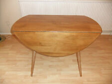 Ercol Beech Kitchen & Dining Tables with Drop Leaf