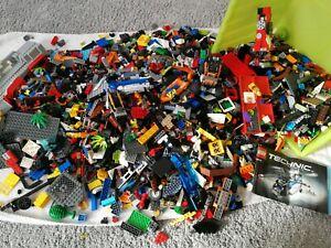 Lego Lotto Kg Ninjago Technic City