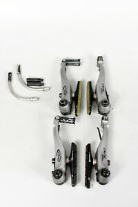 Avid Single Digit Mag - Linear Pull / V-Brake Set - Vintage MTB Front and Rear
