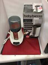 Baby Brezza Safe & Smart, Electric Baby Bottle Warmer and Baby Food Warmer (T12)