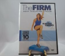The Firm - Body Sculpting System: Fat Blasting Cardio (DVD, 2004)-Brand New