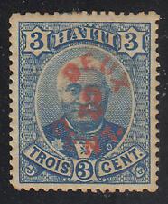 Haiti - 1890 - SC 25 - HR