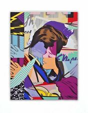 POSE Couples Therapy 2 18-Color Screen Print x/100 MSK AWR Modern Pop Art comic