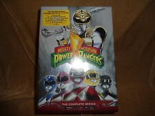 Mighty Morphin Power Rangers: The Complete Series (1993-1996) [19 Disc DVD]