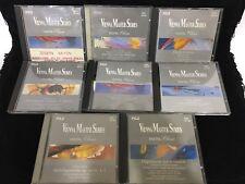 Lotto di 8 CD musica classica - raccolta Vienna Master Series - Pilz