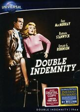 Double Indemnity [Universal 100th Anniversary] [Includes Di (Dvd Used Very Good)
