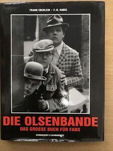 Buch Die Olsenbande. Das grosse Buch für Fans