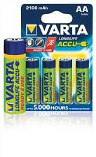 Varta Ready 2 Use 4x AA Rechargeable batteries (VARTA-56706B)